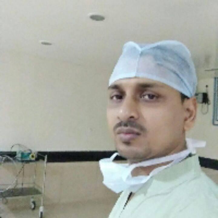 Dr. Tushar Majumder