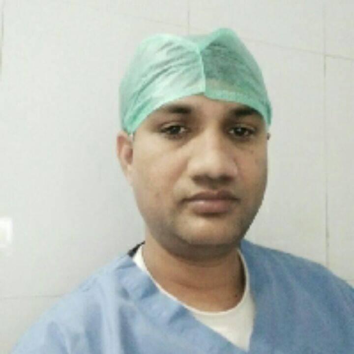 Dr. Praveen Kumar Singh