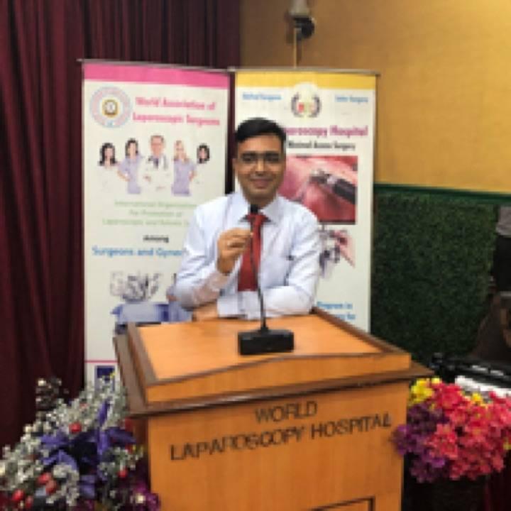 Dr. Amit K Singh