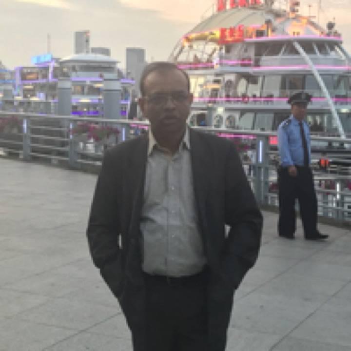 Dr. SRINIVASULU BANDARI