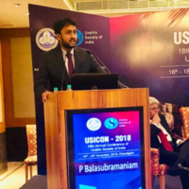 Dr. Pranesh Balasubramaniam