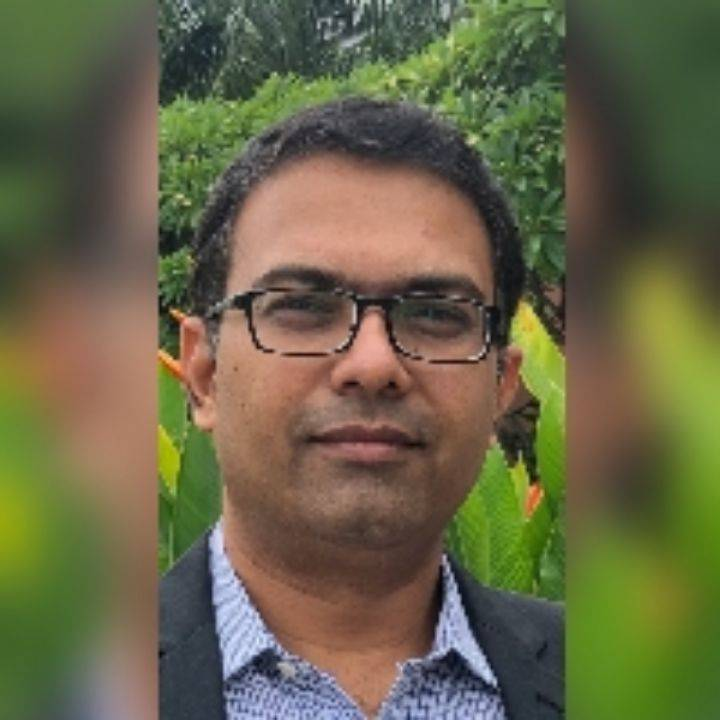 Dr. Bharat R Patel Patel