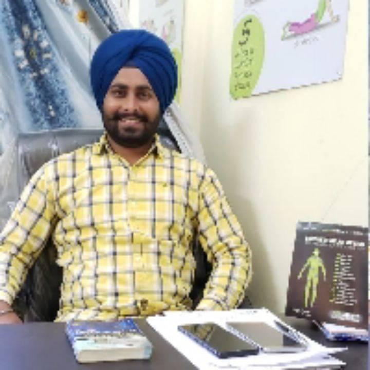 Dr. Kuljeet Singh Grewal