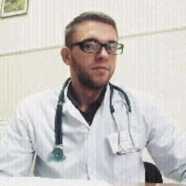 Dr. Vitaliy Popovych