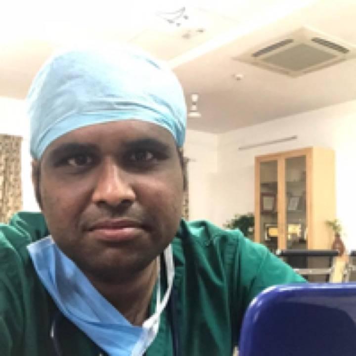 Dr. Muralikrishnasrivatsav A