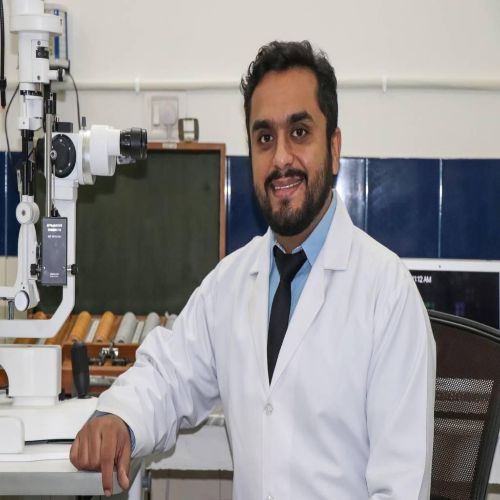 Dr. Anuraag Singh