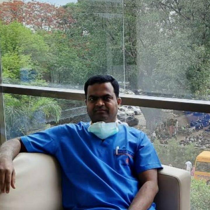 Dr. Bhavani Prasad Ganji