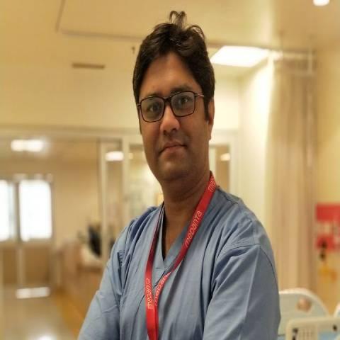 Dr. Somank Gupta