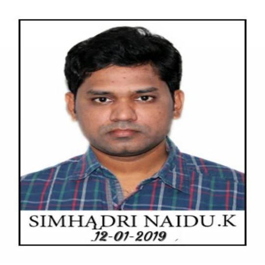 Dr. Simhadri Naidu Karanam