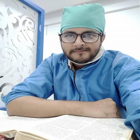 Dr. Ashish Tiwari