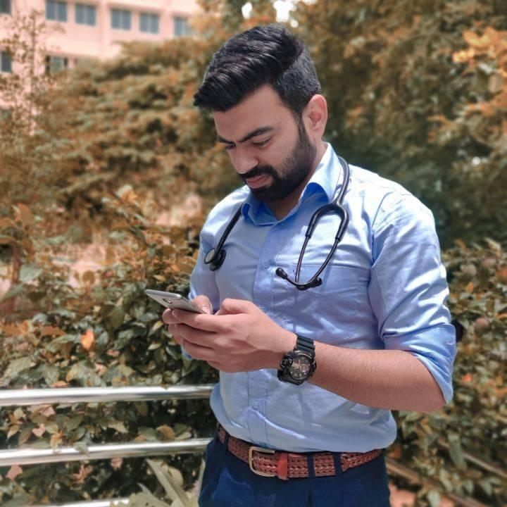 Dr. Shubham Sethi