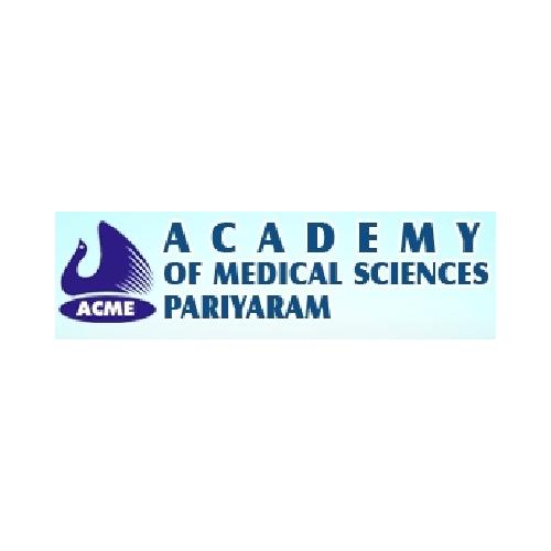 Academy of Medical Sceiences Pariyaram